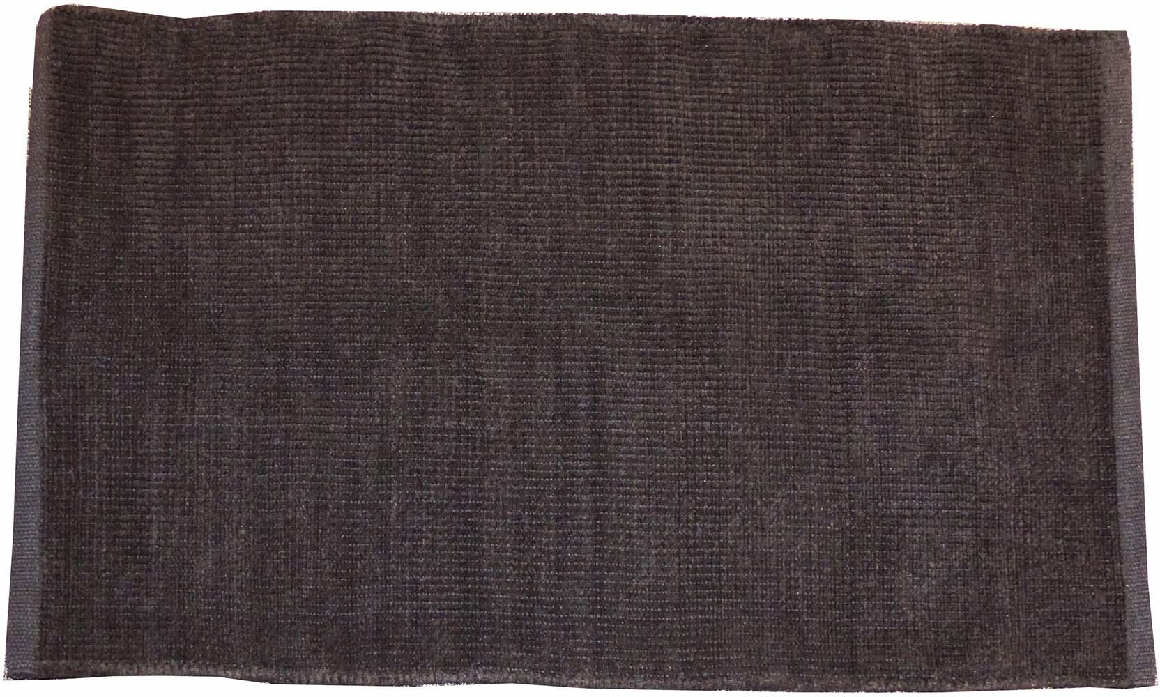 tapis ponge color noir. Black Bedroom Furniture Sets. Home Design Ideas