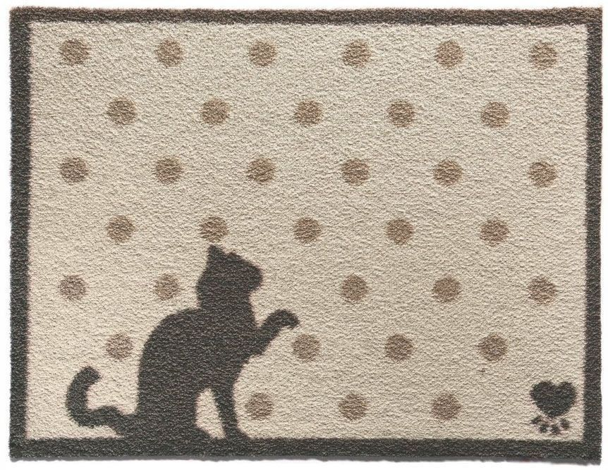 Tapis paillasson Le chat by Hug rug