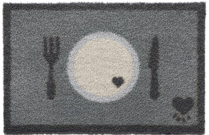 Tapis paillasson A table by Hug rug