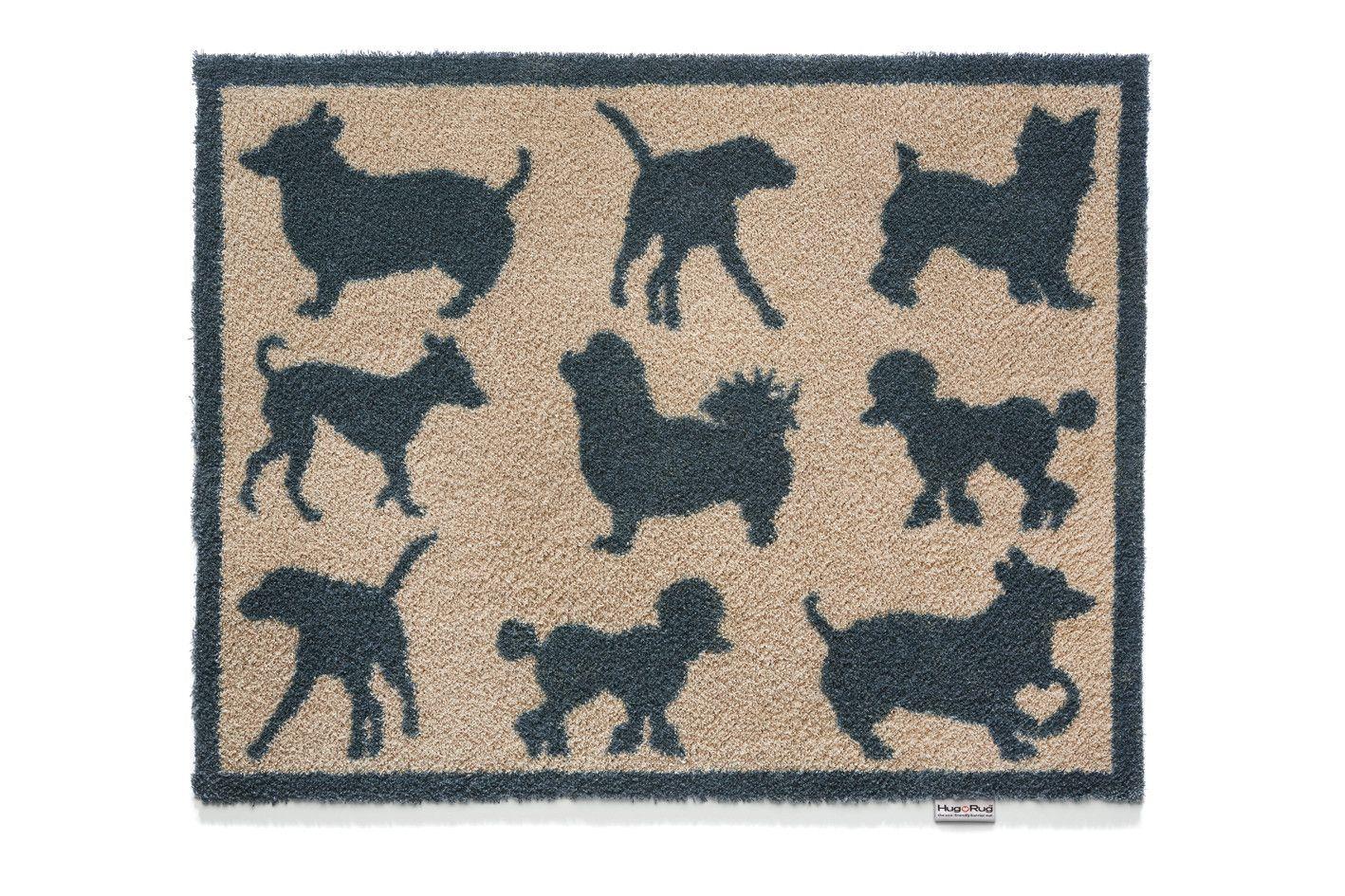 tapis en fibres naturelles motifs animaux 65x150 cm. Black Bedroom Furniture Sets. Home Design Ideas