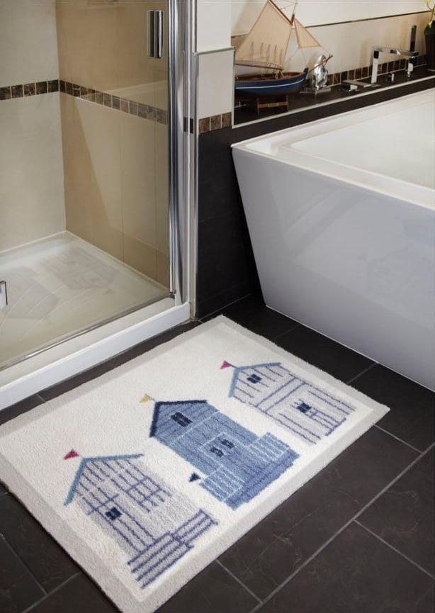 Tapis salle de bain ultra absorbant maison for Tapis de cuisine absorbant