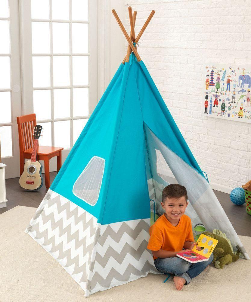 tente tipi pour enfant. Black Bedroom Furniture Sets. Home Design Ideas