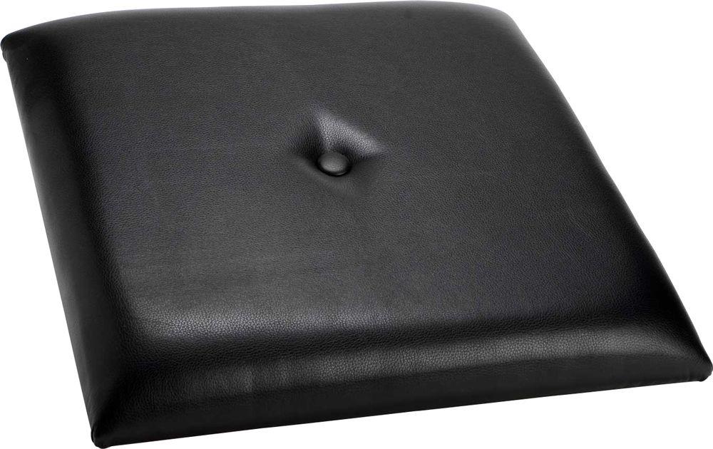 tete de lit coussin noir. Black Bedroom Furniture Sets. Home Design Ideas