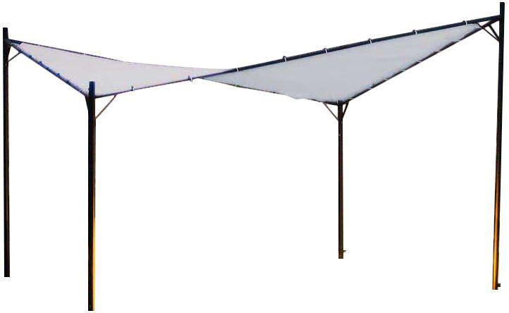 tonnelle papillon 3 5m. Black Bedroom Furniture Sets. Home Design Ideas