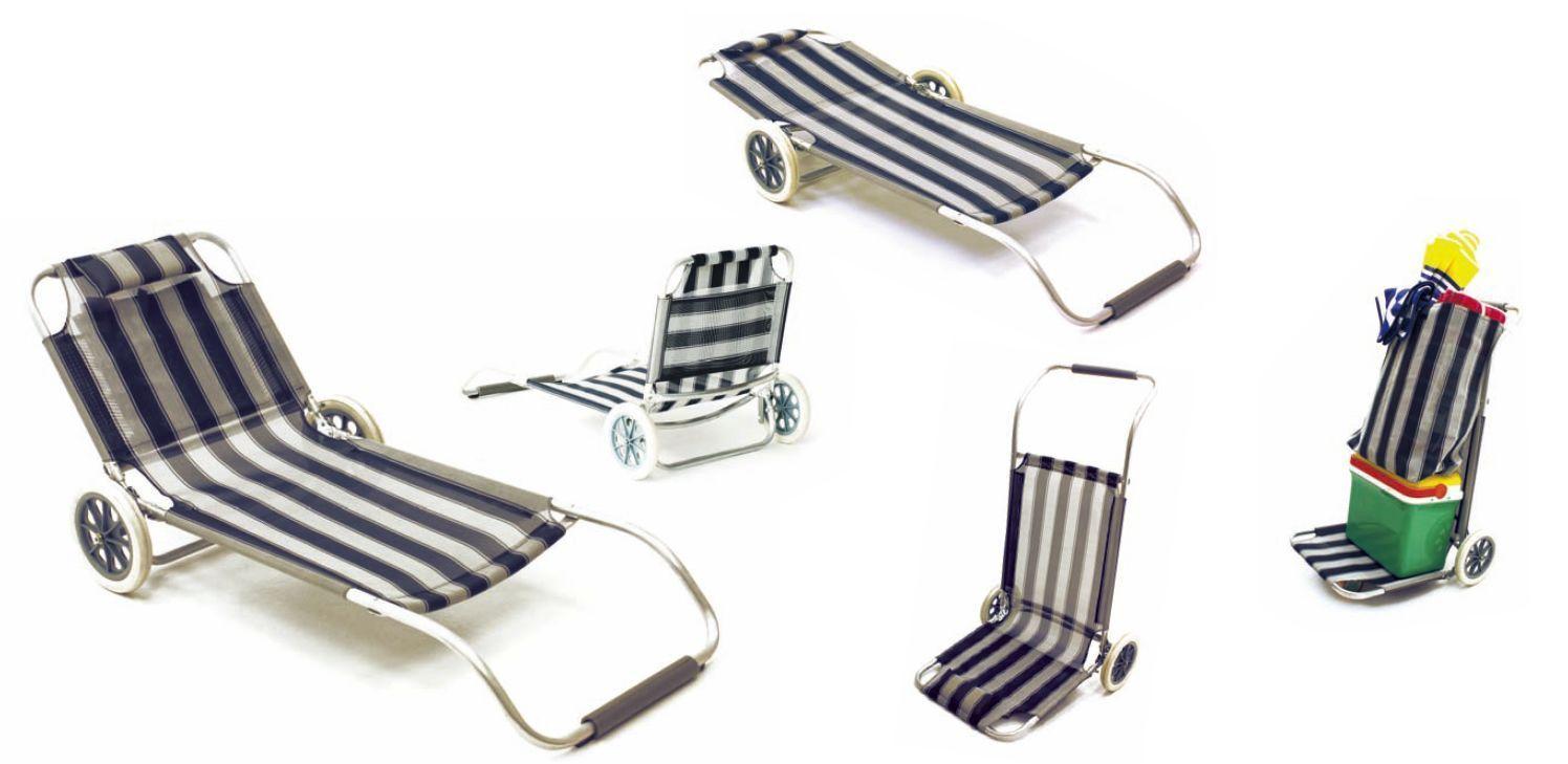 transat plage roulettes transportable ferrari. Black Bedroom Furniture Sets. Home Design Ideas