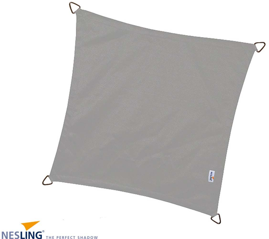image_Voile d'ombrage carrée Coolfit anthracite