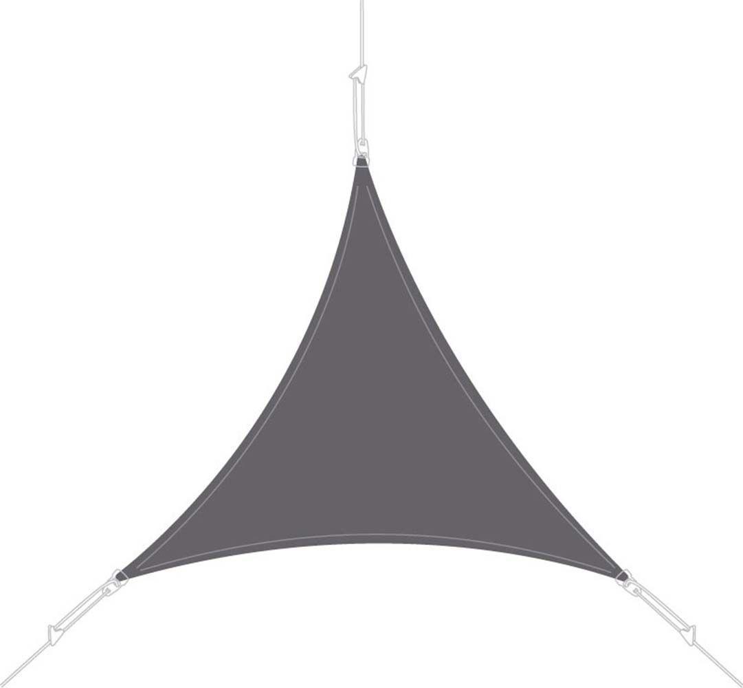 voile d 39 ombrage triangle 3 x 3 x 3m. Black Bedroom Furniture Sets. Home Design Ideas