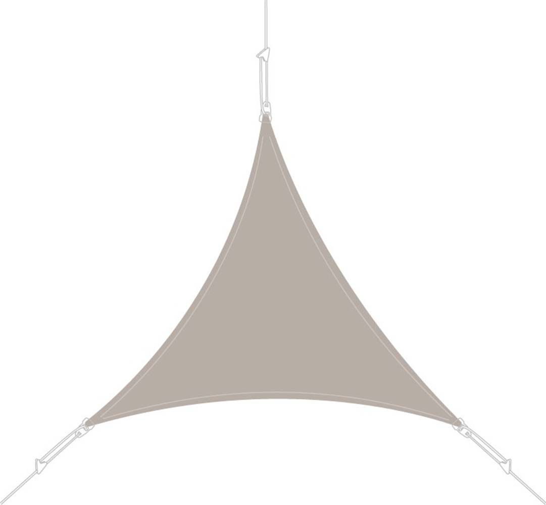 image_Voile d'ombrage triangle 3 x 3 x 3m
