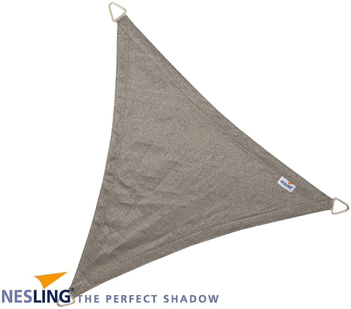 image_Voile d'ombrage triangulaire Coolfit anthracite