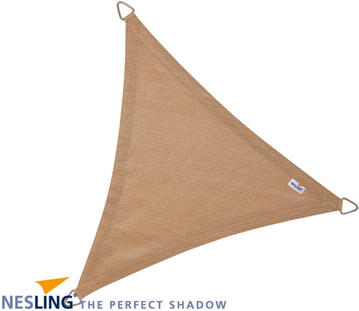 image_Voile d'ombrage triangulaire Coolfit sable