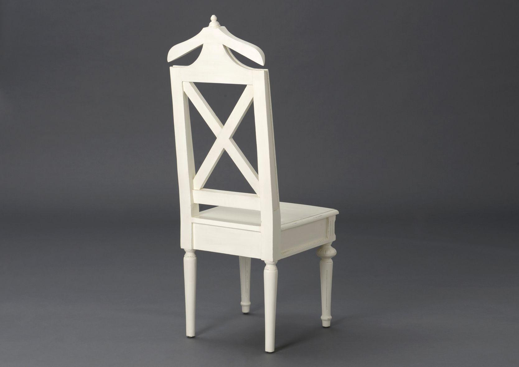 valet de nuit chaise perle. Black Bedroom Furniture Sets. Home Design Ideas