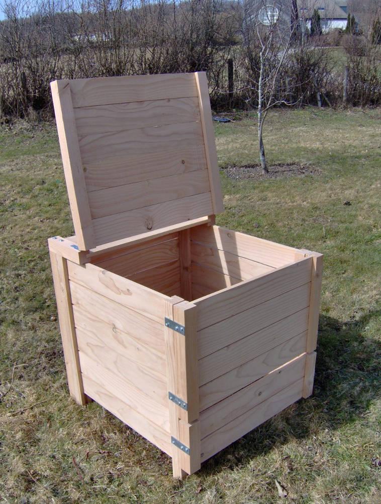 Jardinage compostage r cup ration composteur - Composteur en bois ...