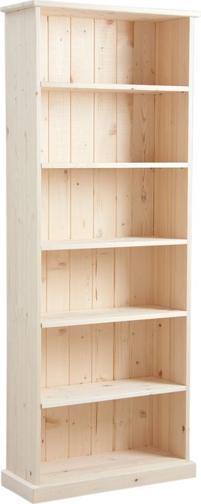 Biblioth�que bois brut