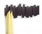 Porte manteau design mural Sticks - UMB-0144