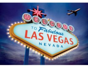 Affiche Welcome to Las Vegas 50x70 cm