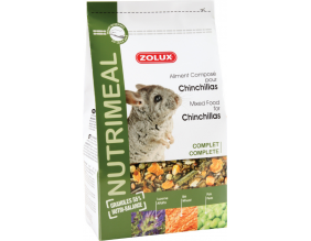 Aliment complet pour chinchillas Nutrimeal 2.5 kg