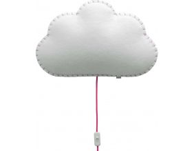 Applique Soft Light nuage (Rose)