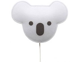 Applique animal masqué led (Koala)