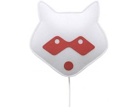 Applique animal masqué led (Raton laveur)