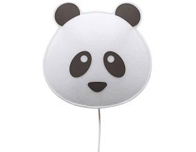 Applique animal masqué led (Panda)