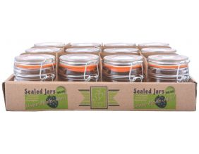 Bocaux en verre Home made Jame (Lot de 12)