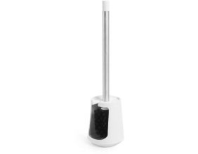 Brosse wc blanche Step