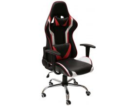 Chaise de bureau dossier inclinable Gamer one