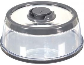 Cloche vide d'air conservation des aliments (25x10 cm (DxH))