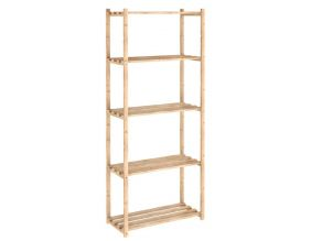 Etagère en kit Natura tablettes de 30 cm (5 tablettes)