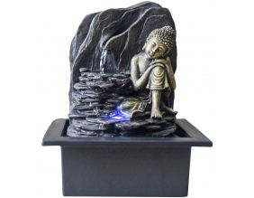Fontaine bouddha LED Saoun