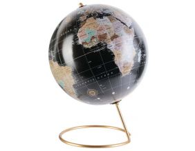 Globe terrestre Happy working 21 cm