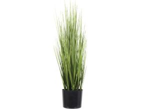 Herbe artificielle en pot 91 cm