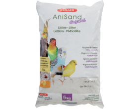 Litière sable Anisand crystal 5kg