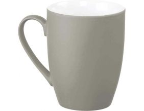 Mug en céramique So soft (Gris)