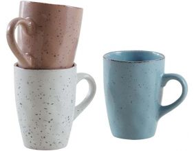 Mug en grès Trio (Lot de 3)