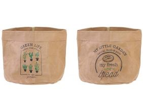 Paniers en papier My Little Market (Lot de 2)