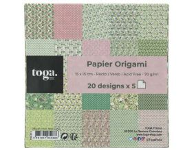Papier origami 100 pages Kyoto