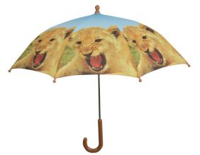 Parapluie enfant out of Africa (Lionceau)