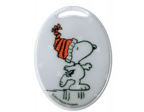 Personnage réfléchissant Snoopy (Snoopy patine)