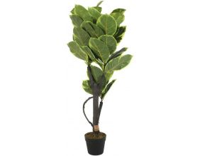 Plante verte artificielle en pot 110 cm