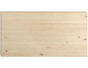 Plateau de table en pin 160 x 80 cm Kit Line