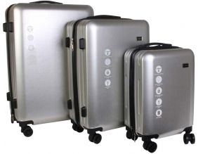 Set de 3 valises rigides Nairobi