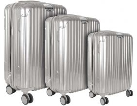 Set de 3 valises rigides New York
