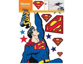 Sticker mural Superman