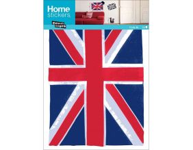 Sticker mural drapeau Union Jack