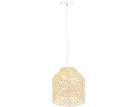 Suspension en bambou 28.5 cm