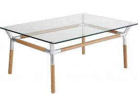 Table basse Konnect (Naturel)