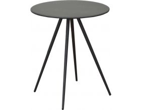 Table basse en acier Echo 45 cm