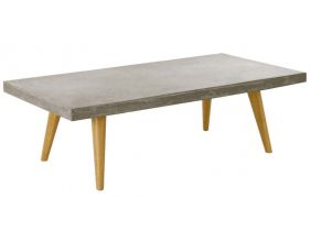 Table basse rectangulaire 120 cm Alva
