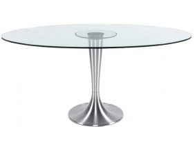 Table design Ovalina 160cm